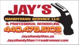 Jays Handyman Services llc Logo