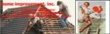 Home Improvement Inc.* ( Roofing & Siding) Logo
