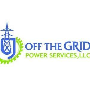 Off The Grid Power Services Logo