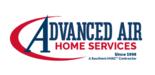 Advance Air & Heat- HVAC* Logo