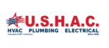 U.S.H.A.C. - HVAC* Logo