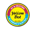 Yellow Dot- Electrician* Logo