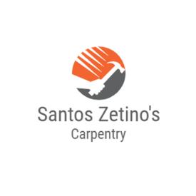 Santos Zetino's Carpentry Logo