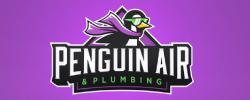 Penguin Air & Plumbing - Electrical Logo