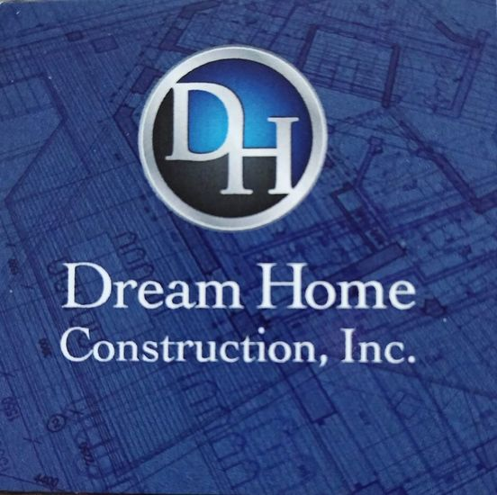 Dream home construction Inc Logo