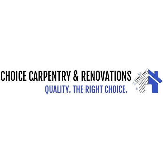 Choice Carpentry & Renovations Logo