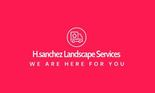 H.Sanchez Landscape Services Logo