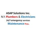 Asap Solutions - Electricians 596712 Logo