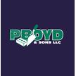 P Boyd & Sons LLC Logo