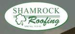Shamrock Roofing Logo