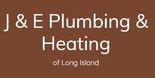 J&E Plumbing and Heating of LI, LLC Logo