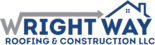 Wright Way Roofing and Construction Logo