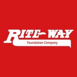 Rite-Way Foundation Company Logo