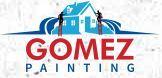 Gomez Painting Logo