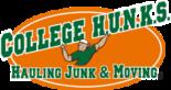 College Hunks - Moving Logo