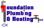 Foundation Plumbing & Heating Logo