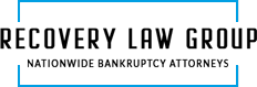 Recovery Law Group (MO-NY-PA-CT-GA-ME-MA-MI-MN-DC-WA-OH)) Logo