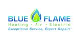 9228 - Mountlake Terrace, WA (Blue Flame HVAC) Logo