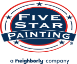 Five Star Painting of Brooklyn Logo