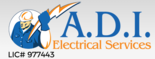 ADI Electrical Services, Inc. Logo