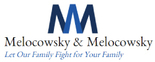 Melocowsky & Melocowsky- Car Accident Logo