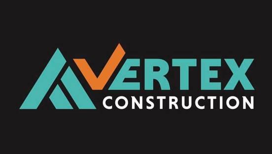 Vertex Construction-Decks Logo