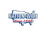Nation-wide since 1955 llc Logo