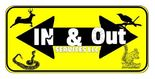 In & Out services LLC Logo