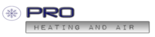 Pro Heating and Air Logo