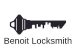 Benoit locksmith Logo