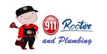 911 Rooter and Plumbing Logo