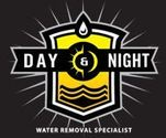 Day And Night Emergency Service Logo