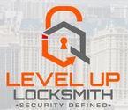 Level Up Locksmith Logo