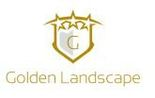 Golden Landscape Logo
