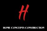 Home Concepts Construction LLC Logo