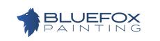 Blue Fox Painting- Calls Logo