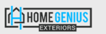 Home Genius Exterior - Md, DC & Va Logo