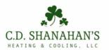 CD Shanahan's Heating & Cooling Logo