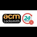 ACM Locksmith Manhattan Logo