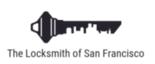 The Locksmiths of San Francisco Logo