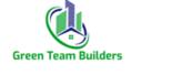 Green Team Builders- Water & Fire Logo