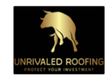 Unrivaled Roofing Logo