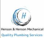 Henson & Henson Mechanical Logo