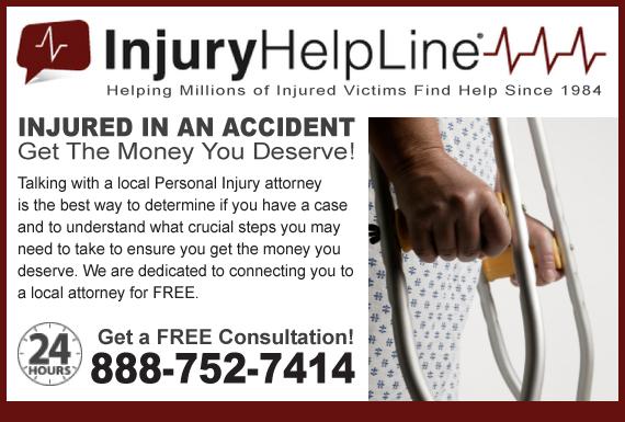 Injury help line 6.2