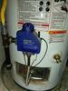 Rheem Water Heater with Delta Gas Control Valve