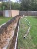Sewer Replacement from House to Tap